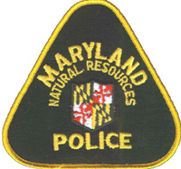 Maryland Natural Resources Department crest